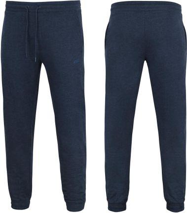 5720abe03abc08 4F Spodnie Dresowe Męskie Dresy Z17 Granatowe XL