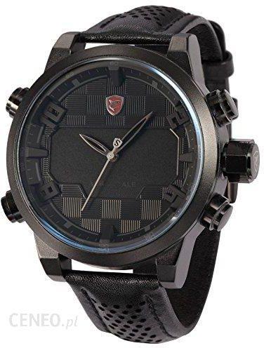 06b512dadd25aa Amazon Zegarek męski zegarek na rękę LED 5 cm duża ilość Shark obudowa  sh206 - zdjęcie