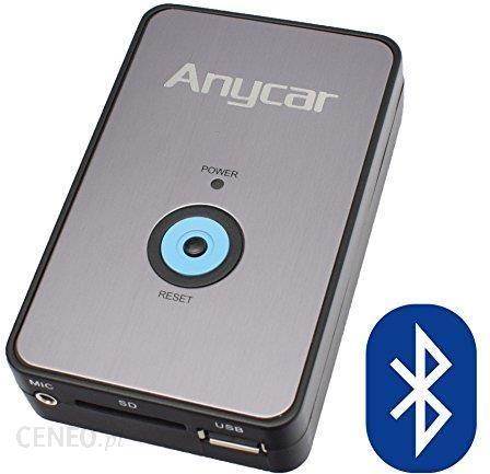 Amazon Anycar Adapter USB/SD/AUX/MP3 I Odbiornik Bluetooth