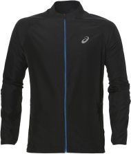 Asics Jacket Black Thunder Blue 1416578154