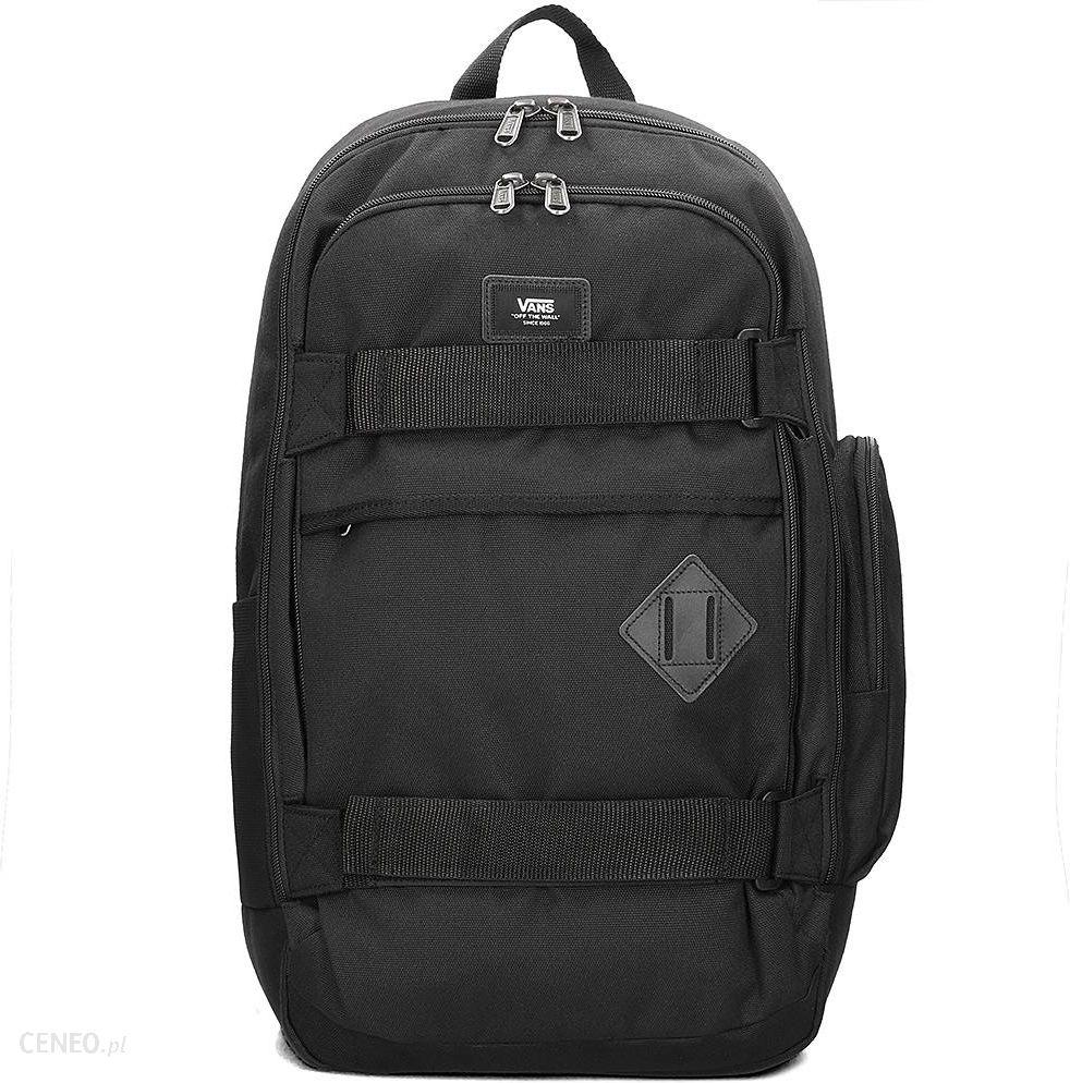 czarny plecak vans ceneo