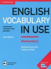English Vocabulary in Use Elementary with answers and ebook with audio - zdjęcie 1