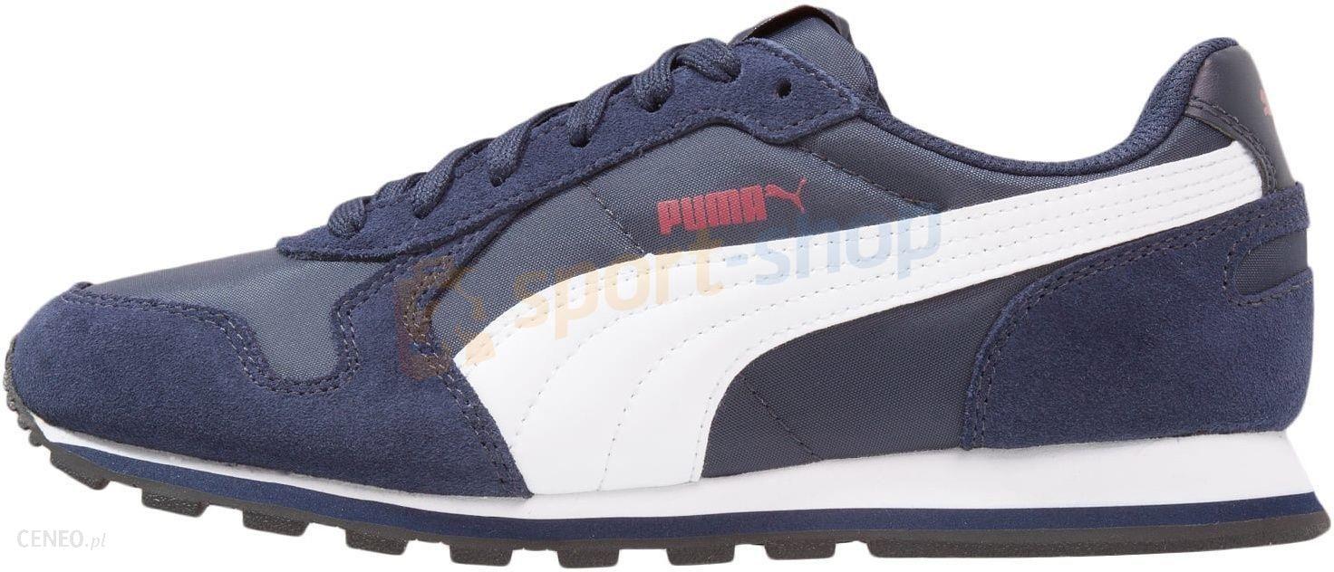 78f684bef2a0 Buty męskie ST Runner NL Puma (granatowe) - Ceny i opinie - Ceneo.pl