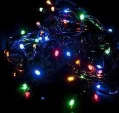Activejet Mas24 Lampki Choinkowe Zewnętrzne 50 Led