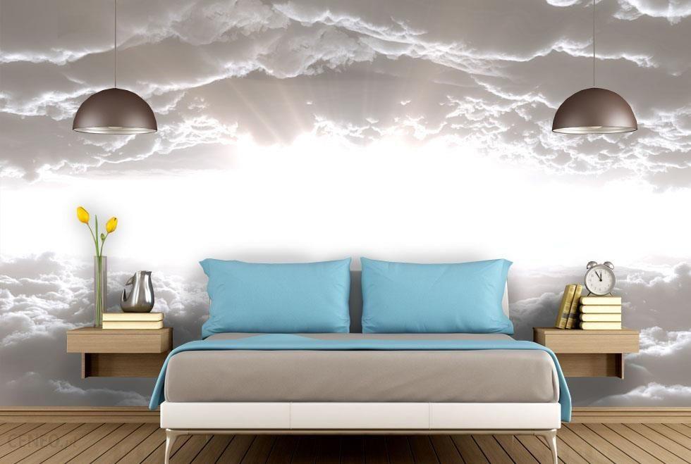 Demural Fototapeta Chmury Do Sypialni Fdb211 Xl 330x255 Opinie I