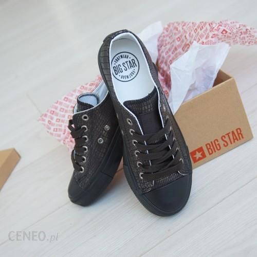 Trampki BIG STAR BROWN Y274580 Ceny i opinie Ceneo.pl
