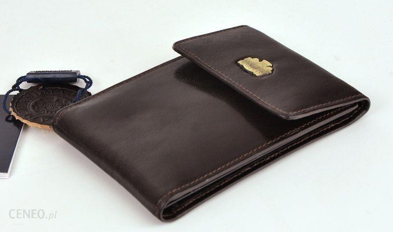 83351fd0154d6 Etui na karty kredytowe WITTCHEN 10 2-011 ciemny brąz - Ceny i ...