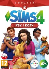 The Sims 4: Psy i Koty  (Gra Pc)