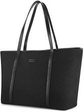 942a2b132717f Amazon Podróż chiceco Nylon duża torba Shopper torebka damska torba torba  do ręki – czarna -