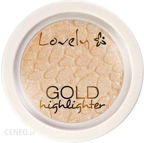 Wibo Lovely Gold Highlighter Rozświetlacz 10ml
