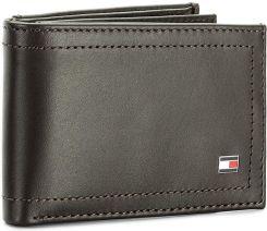 2404836daaec0 Mały Portfel Męski TOMMY HILFIGER - Harry Mini Cc Flap And Coin Pocket  AM0AM01257 244