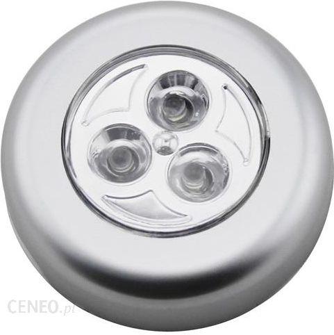 Diodowa Lampka 3 Led Do Szafy Na Baterie Kolory