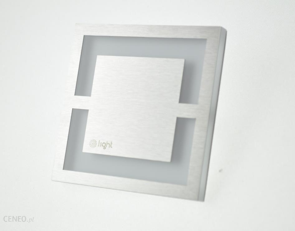 Lampka Schodowa 230v Oświetlenie Schodowe Led Quad