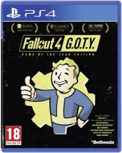 Fallout 4: Game Of The Year (Goty) (Gra PS4)