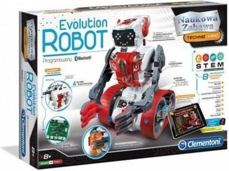 Clementoni Evolution Robot (60466)