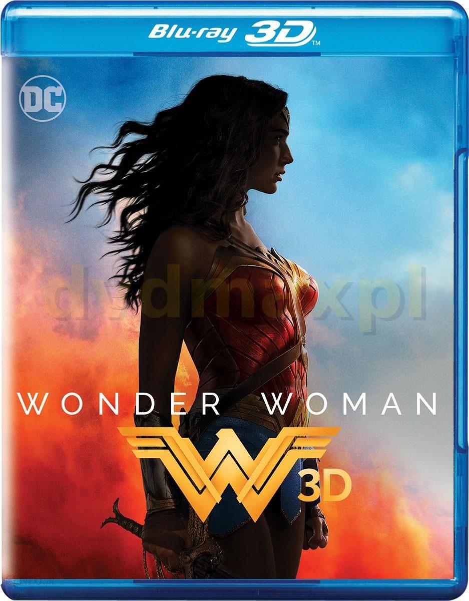 Wonder Woman [Blu-Ray 3D]+[Blu-Ray]