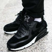 Buty Nike Air Max 90 Premium (blackblack white)