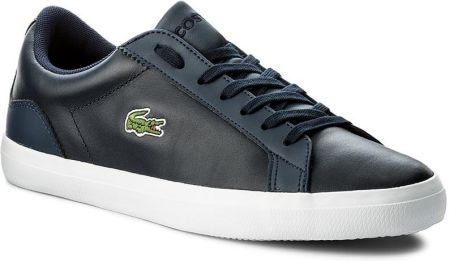 separation shoes 22f66 986a7 Sneakersy LACOSTE - Lerond Bl 1 Cam 7-33CAM1032003 Nvy eobuwie
