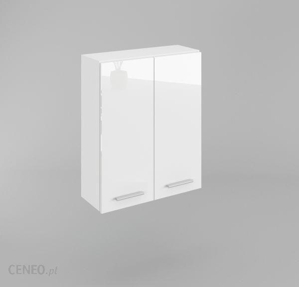 Labi Szafka łazienkowa Wisząca W6 Biały Połysk Opinie I Atrakcyjne