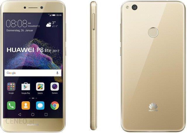 Huawei P8 Lite 2017 Zloty Cena Opinie Na Ceneo Pl