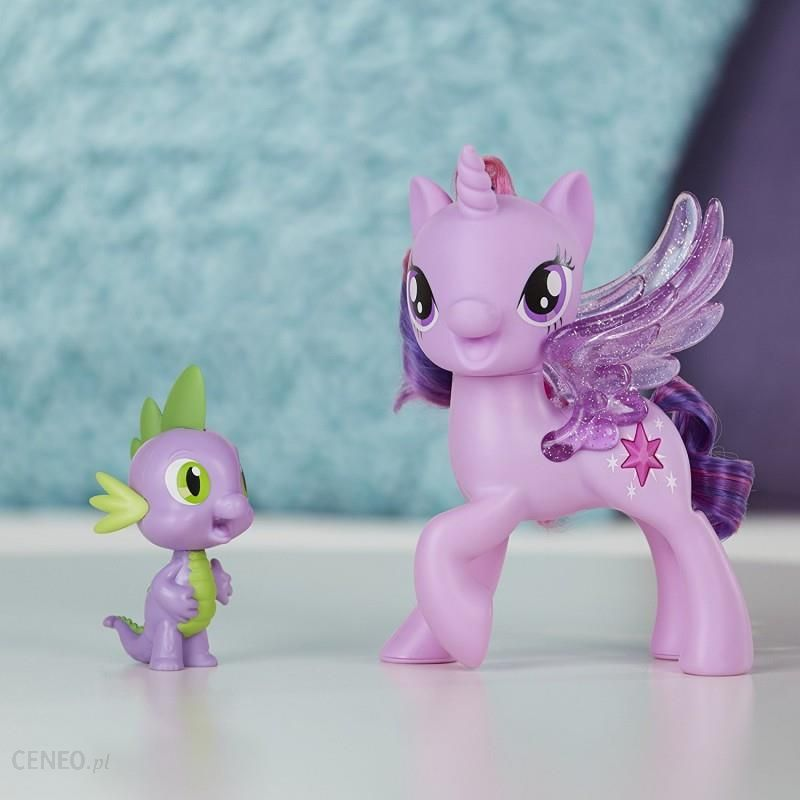 My Little Pony Princess Twilight Sparkle /& Spike Friendship Duet NEW