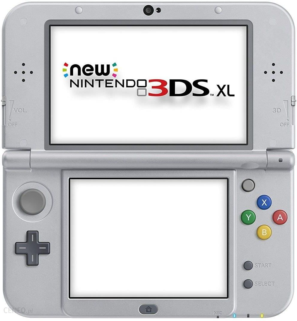Konsola Nintendo 3DS XL SNES Edition - Ceny i opinie - Ceneo.pl 72ccd2be28