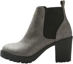 Office ACTIVE Ankle boot grey nubuck