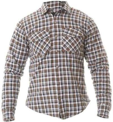 bdf6475cf553c8 Czarna koszula męska w kratę z długim rękawem Bolf 7703 - Ceny i ...