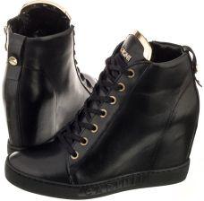 d946a6ddcc40 Sneakersy Carinii Czarne B4078 (CI261-a) ButSklep
