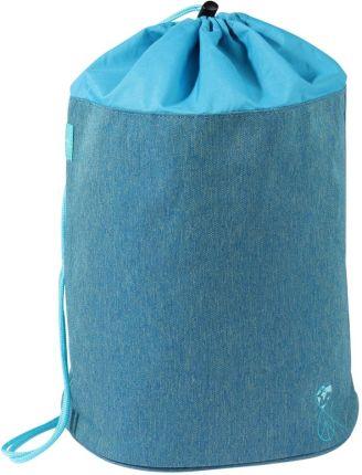 71bf18461b31f Lässig 4KIDS SCHOOL SPORTSBAG ABOUT FRIENDS Torba sportowa melange blue