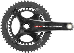 Campagnolo H11 11 Speed HO Ultra Torque Chainset - Black - 52-36T x 170mm - Black