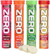 High5 Sports Zero Active Hydration Tablets - Tube of 20 - 20tablets - Tube - Tropical