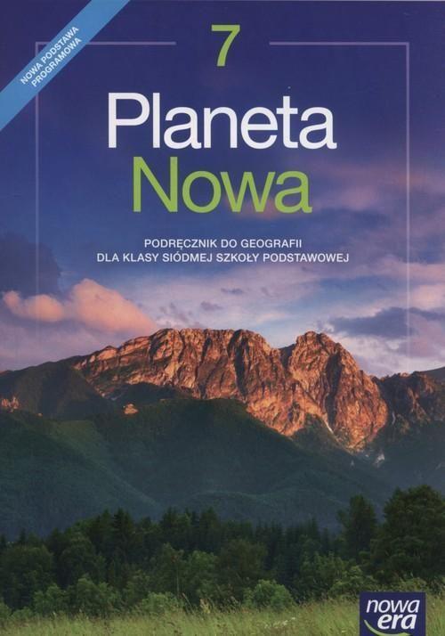 podręcznik do geografii klasa 5 planeta nowa
