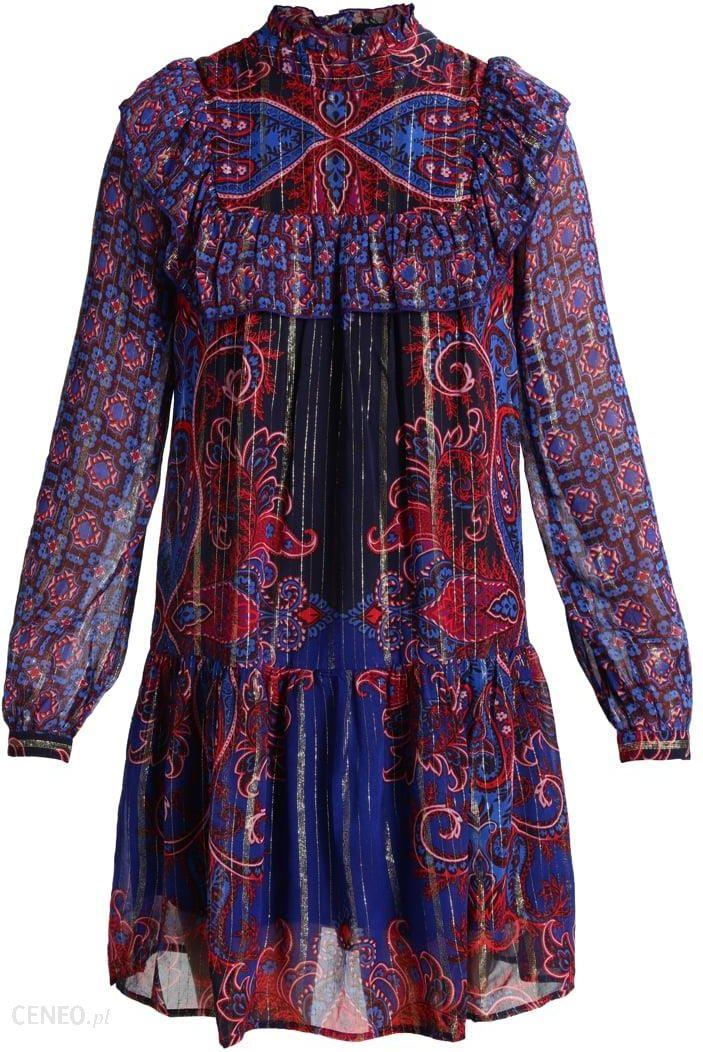 e487939a83 Derhy DE FACTO Sukienka letnia bleu - Ceny i opinie - Ceneo.pl