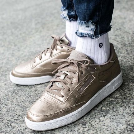 "Buty Reebok Club C 85 ""Melted Metal"" (BS7901)"