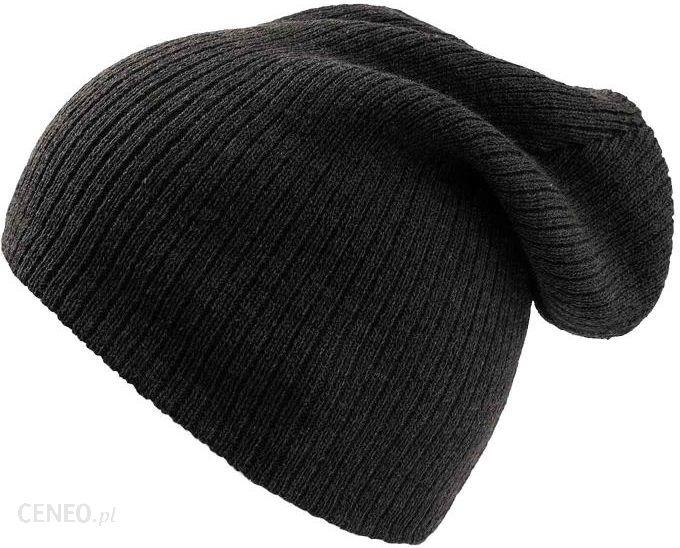 Brat Czarny czapka zimowa