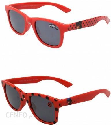 8dbee5b5e7a8 Okulary przeciwsłoneczne Miraculum  Biedronka i Czarny Kot - losowy wzór -  zdjęcie 1