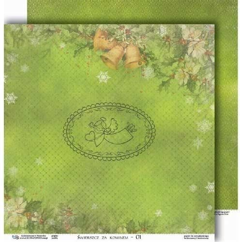 Papier świerszcz Za Kominem 305x305cm 01 Ceny I Opinie Ceneopl
