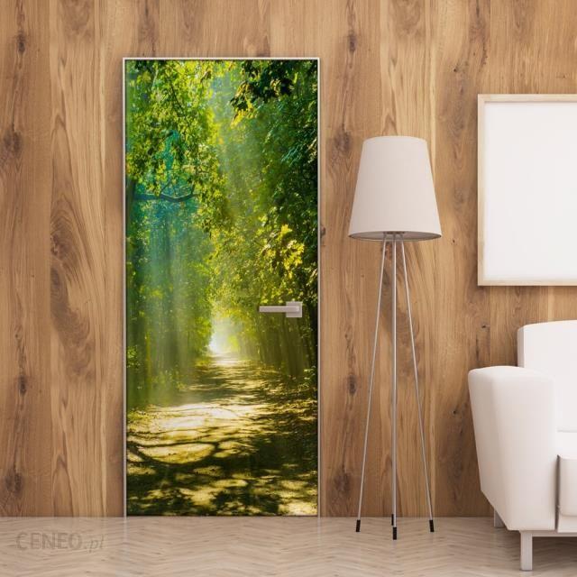 14aaa60c Fototapeta tapeta na drzwi HD 3D - Słoneczna aleja 90 szer. 210 wys. -  Opinie i atrakcyjne ceny na Ceneo.pl