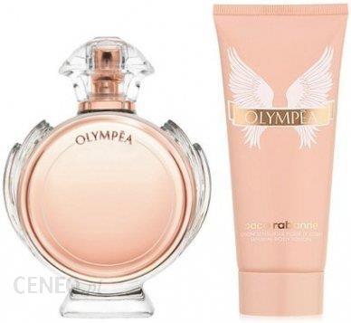 Perfumy Paco Rabanne Olympea woda perfumowana 50 ml + balsam do ciała 75 ml  - zdjęcie a87bd3fa95