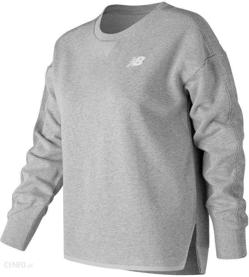 Damska bluza New Balance WT73525AG r. L - zdjęcie 1