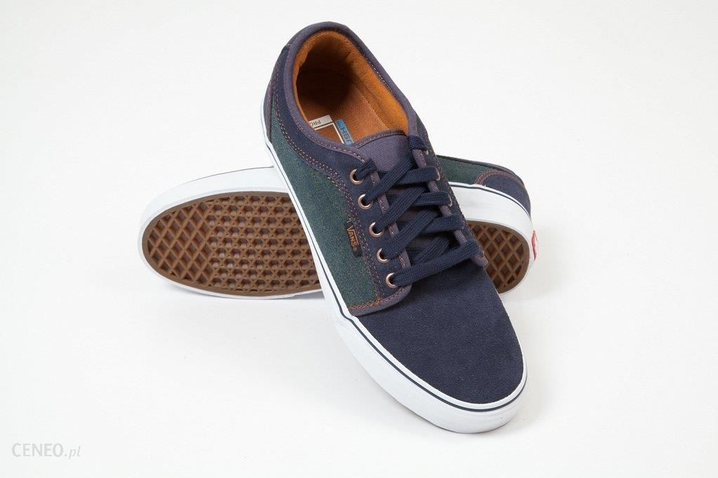 Buty Vans Chukka Low denim V00ZUMJZV R.45
