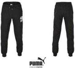 Spodnie PUMA Dresowe Męskie Długie (594920 01) XL