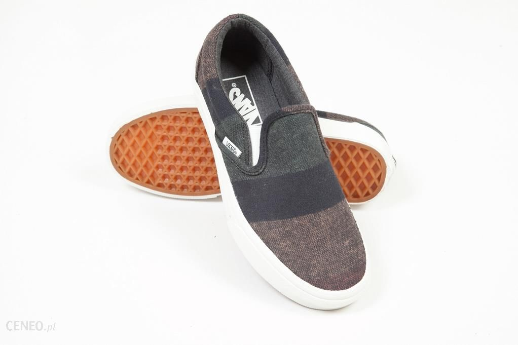 Buty Vans Classic Slip On Wool V004MPJPO R.36,5