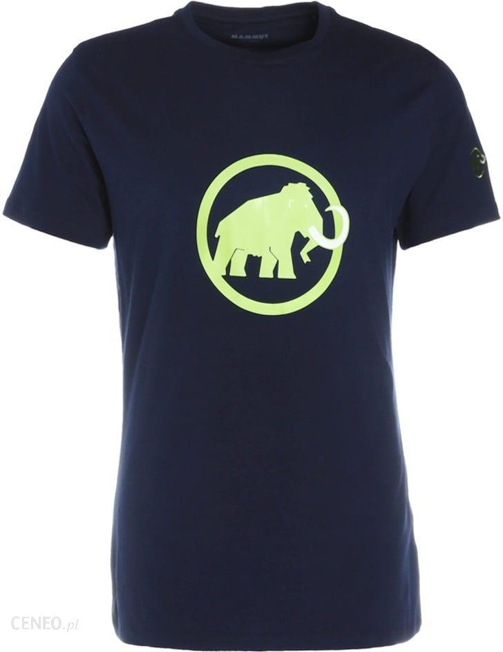 da31ef63f7af6 Mammut LOGO Tshirt z nadrukiem marine - Ceny i opinie - Ceneo.pl