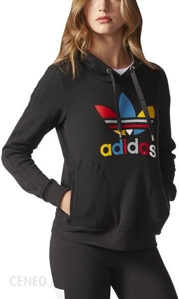 bluza adidas slim hoodie