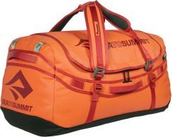 72898f45aa SEA TO SUMMIT Torba podróżna Nomad Duffle pomarańczowa 90l (ADUF)