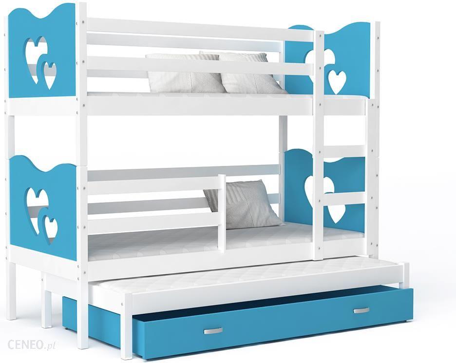 łóżko Piętrowe Dla Dzieci Max 3 Color
