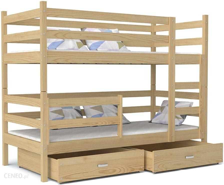 łóżko Piętrowe Dla Dzieci Jacek