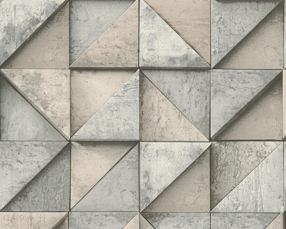 Tapeta 3d Tapety Beton Mur Efekt Imitacja 30650 1 Opinie I Ceny Na